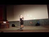 Дарья Кумпаньенко - Ты и я (Елена Терлеева Cover) Живой звук