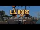 L.A. Noire Nicholson Electroplating DLC Case Trailer