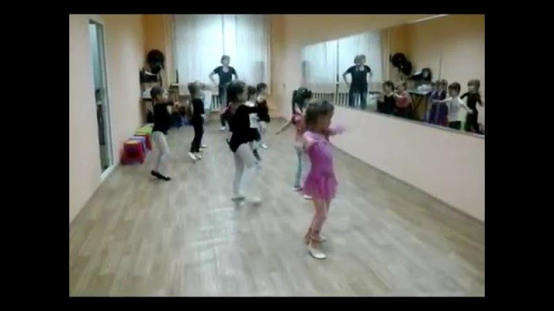 Арт студия KREATIFF хореографическая группа 5 7 лет