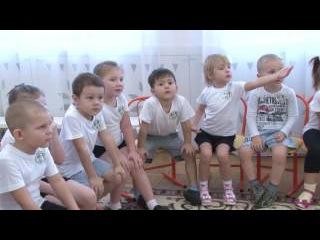 Сотрудники ГИБДД в д/с «Незабудка»