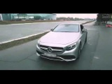 Тест драйв Mercedes S-coupe 63 AMG от Давидыча
