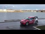 Rally Masters Show 2017 Лепехов/Гореликов VW Polo R5 Comedy