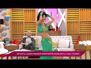 Didem on Herşey Dahil third performance