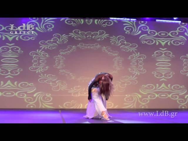 Didem Kinali 3 Drum Solo @ LdB Greece 2015 International Oriental Dance Festival