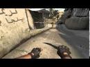 CS:GO DubleDoors shot in smoke Nice Hack