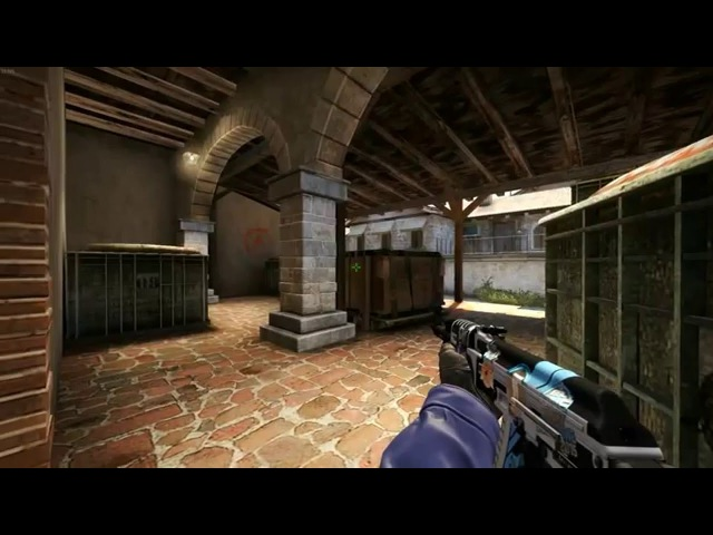 CG:GO Clutch 1 vs 4 Excellent response!