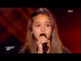 On ira - Zaz Eyma The Voice Kids France 2015 Blind Audition