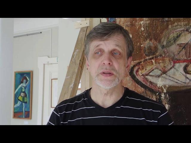 Мемориальная стена-фреска Шолома Шварца » Freewka.com - Смотреть онлайн в хорощем качестве