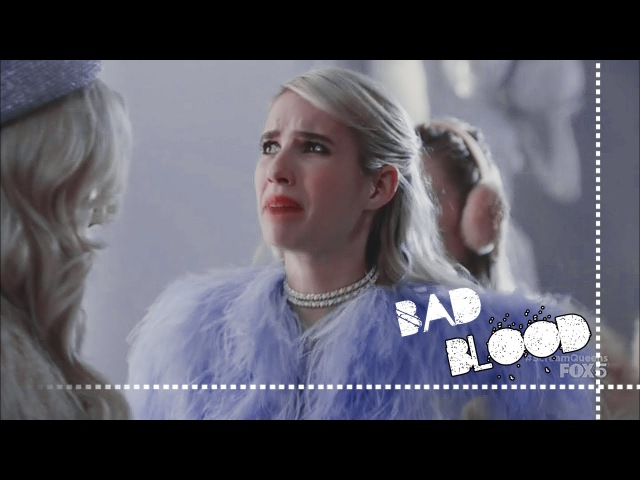 Chanel Oberlin / Bad Blood ✕