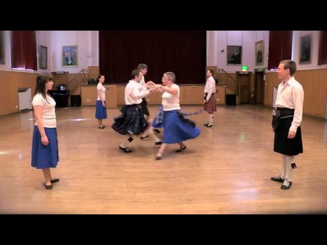 Miss Gibson's Strathspey (RSCDS Teaching Certificate: Unit 2 Dances)