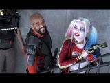 SUICIDE SQUAD B-Roll Footage (2016) DC Superhero Movie HD