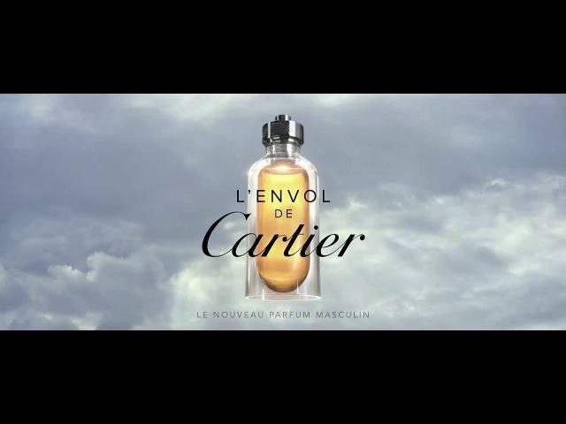 L'Envol de Cartier - Nouveau parfum masculin