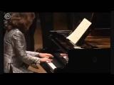 Helene Grimaud - Bach Harpsichord Concerto BWV 1052 I &amp II
