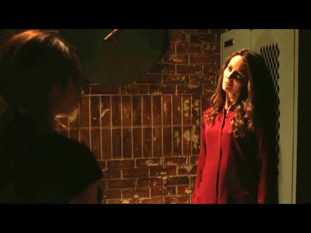 Root Shaw Love Scene Person of Interest