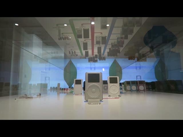 Самая большая коллекция IPhone, IPad, IPod, Mac (Apple Museum)