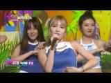 160624 TWICE G-Friend Red Velvet CLC - Touch My Body @ KBS Music Bank (1080p60FPS)