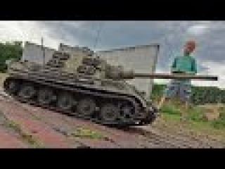JACK the TANKER - test DRIVE RC Tanks 1/16 Scale by Jack (4)