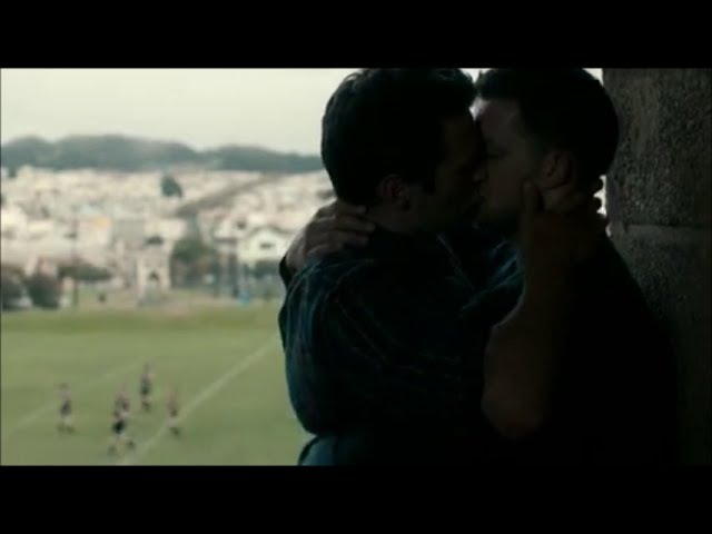 Top 10 Patrick Kevin kisses from HBO's Looking