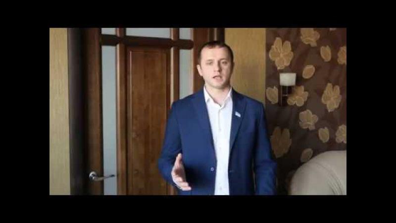 Золотая молодежь. Бесполезная для страны. Белгородский депутат Игорь Волабуев.