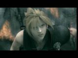 FINAL FANTASY VII Advent Children Sephiroth VS Cloud