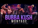 Bubba Kush Montage Incredible Lee Sin Mechanics | (League of Legends)