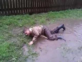 Сын напился в первый раз и сразу спалился бате с дедом