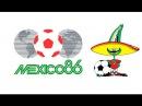 1986 FIFA World Cup Mexixo ™ @ All Goals
