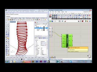 Karamba Structural Analysis 1/4 - Model Assembly
