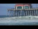 Surfing HB Pier | July 18th | 2016 (Raw Cut)