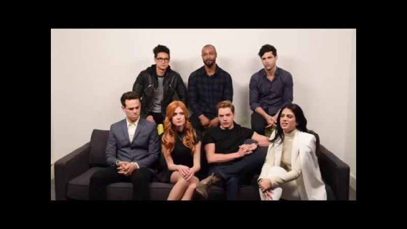 """12 Things You Probably Didn't Know About The """"Shadowhunters"""" Cast [SUB ITA]"""