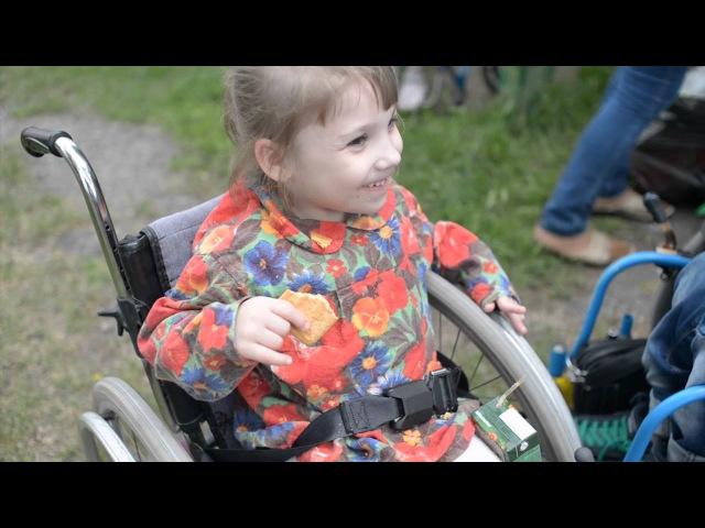 Boarding school for children with disabilities. Ukraine, Oleshki. Art Therapy.
