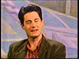 Terry Wogan interview with Kyle MacLachlan