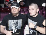Хабиб Нурмагомедов о бое с Тони Фергюсоном. Рамзан Кадыров намерен помочь UFC прийти в Россию