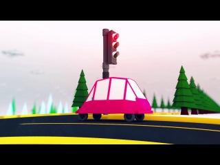«Тебе водить». Проезд на светофор (19.01.2017)
