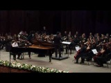 M.Alshaikh plays L.V.Bethoven Concert N.3 1st movement in C minor in Novosibirsk Philharmonik