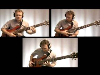 Соло на бас-гитаре - К вершине горы