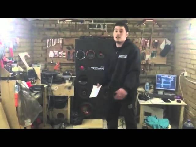 Недорогая эстрадная акустика URAL серии ARMADA (рупора и мидрейнджи)