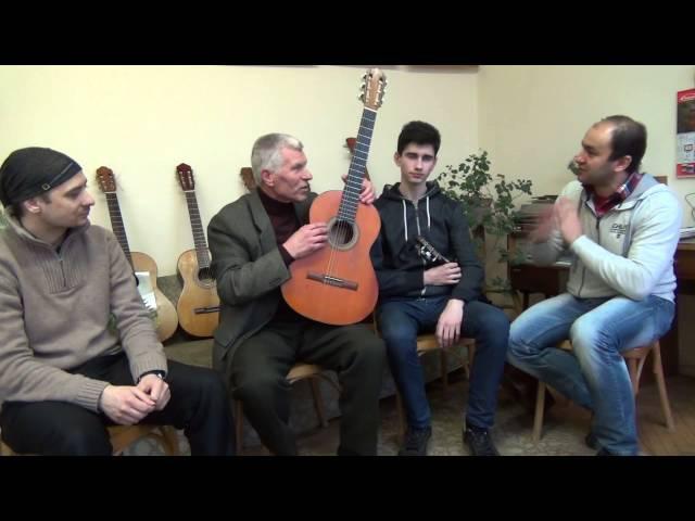 Валерий Громов. Гитарная педагогика и исполнительство или как играть лучше...