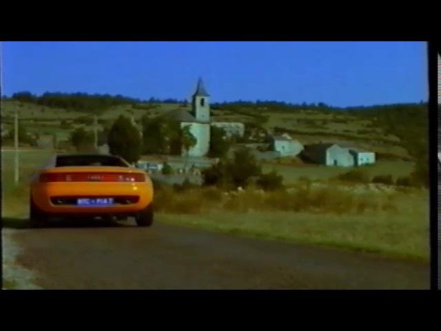 Audi quattro Spyder - Die Studie (1991)