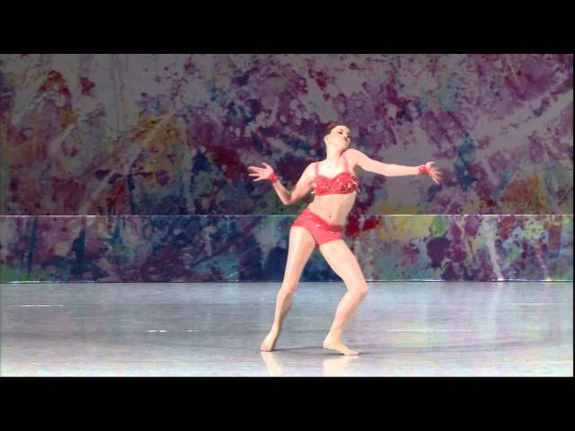 Jazz dance solo 2016 - Stand Down