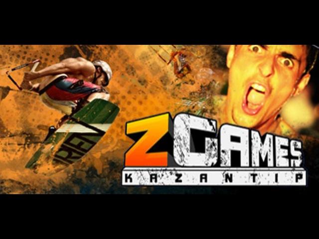 Z-Games Climb Kazantip by Markevych 2011