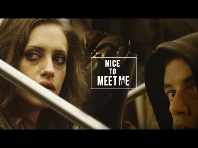 Mr. Robot || Мистер Робот / Nice to Meet Me ll Рад встретить себя [компиляция из двух сезонов]