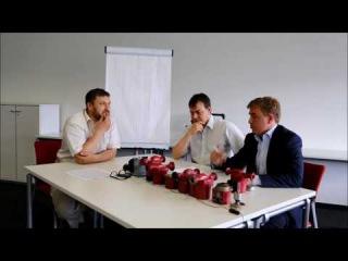 Беседа с сотрудниками Грундфос о циркуляционных насосах Grundfos UPS, ALPHA2, ALPHA2L и ALPHA3