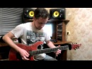 All I Could Bleed recording session by Alex Sibrikov