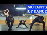 MUTANTS OF DANCE - Amazing Flexible Dancers & Contortionists | PEOPLE ARE AWESOME