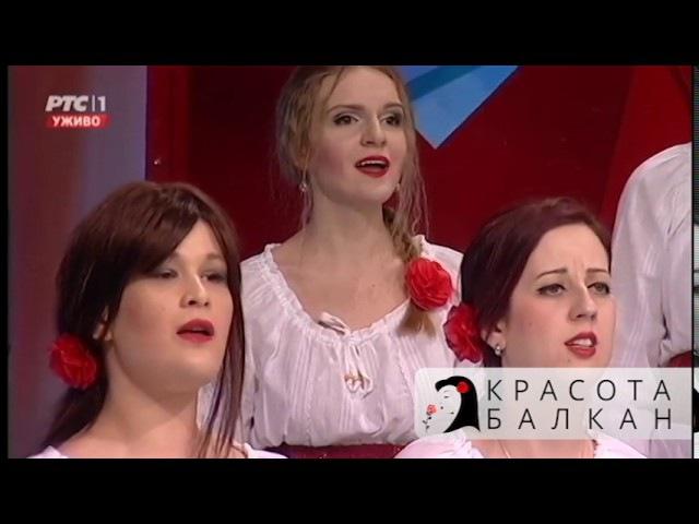 Сербский хор Слависта Конь