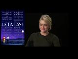 Emma Stone Talks About LALA Land