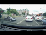 Авария спорткара Ultima GTR в Краснодаре
