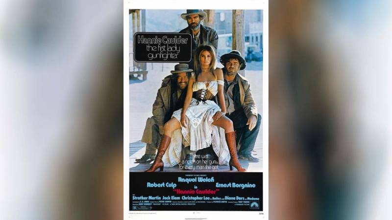Ханни Колдер (1971) | Hannie Caulder