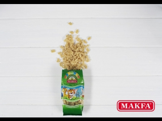 MAKFA | Детское питание | Суп с макаронами и песто